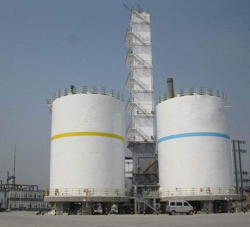 大型低温液体储罐