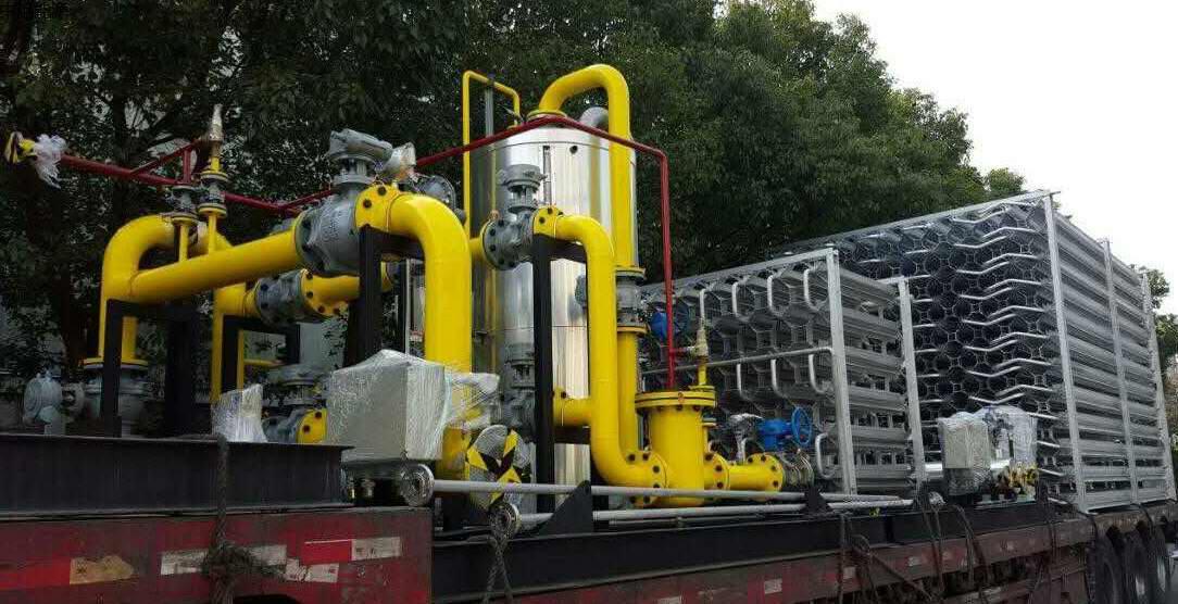 天然气撬装设备