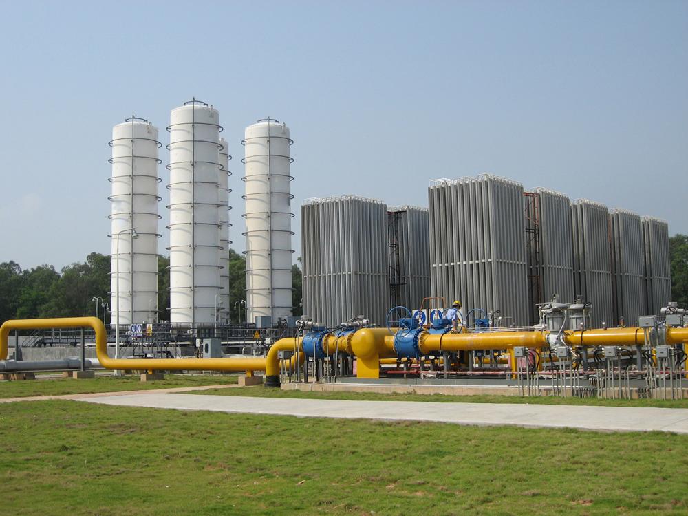 LNG加气站、汽化站